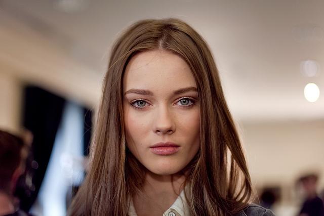 "Das polnische Top-Model Monika ""Jac"" Jagaciak"