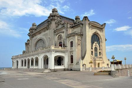Casino Constanta direkt am Schwarzen Meer