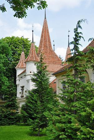 Katharinentor in Brasov (Kronstadt)