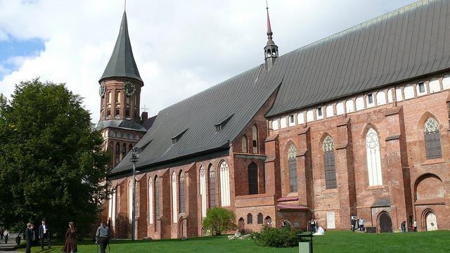 Der Königsberger Dom - Wahrzeichen von Kaliningrad