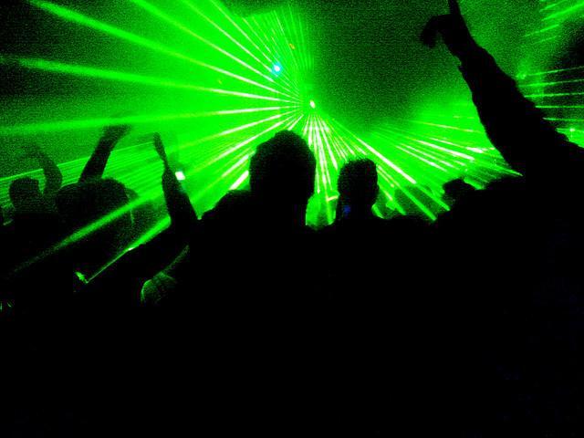 Party in Prag: Abfeiern in einem Prager Club