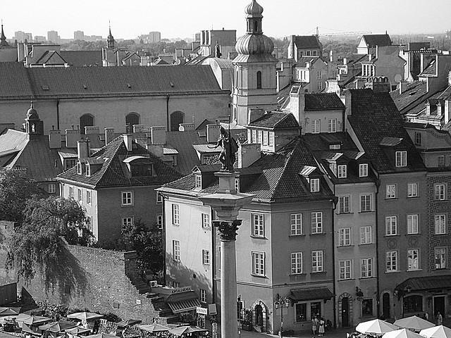 Warschauer Altstadt, UNESCO-Weltkulturerbe