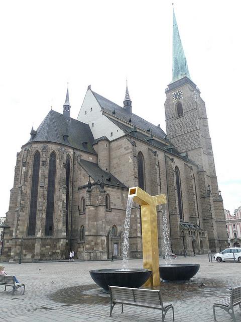 St.-Bartholomäus-Kathedrale in Pilsen