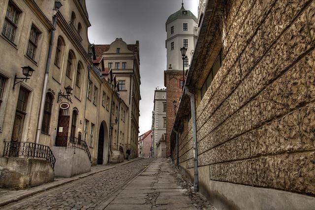 Die Altstadt von Stettin (Szczecin)